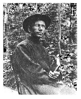 Il redentorista Fratello Louis (Idesbald) Monstrey C.Ss.R. 1854-1934, Belgio, Provincia Flandrica. Per la sua intelligenza lo si voleva avviare al sacerdozio, ma egli scelse di essere Fratello. Partì per il Canada subito dopo la professione, nel 1896, rendonsi utile dovunque, decorando chiese ed altari. Fu anche musico, compose il noto Rosario Redentorista. Morì a 79 anni in Canada.
