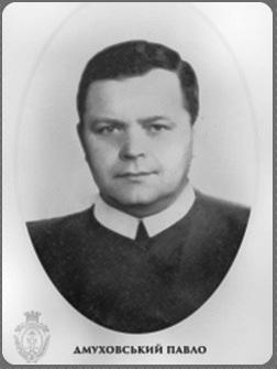 Il redentorista P. Pavlo Dmukhovsky, C.Ss.R. 1916-1990 – Ucraina, della Vice Provincia Ruteniense in Galizia.