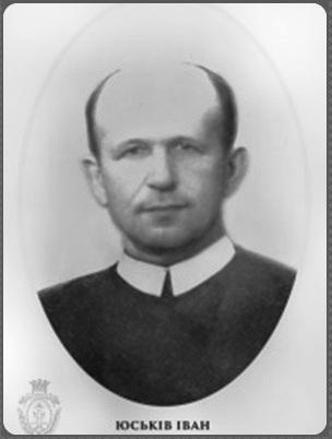 Il redentorista P. Ivan Juskiw, C.Ss.R. 1912-1975 – Ucraina, della vice Provincia Ruteniense in Galizia.