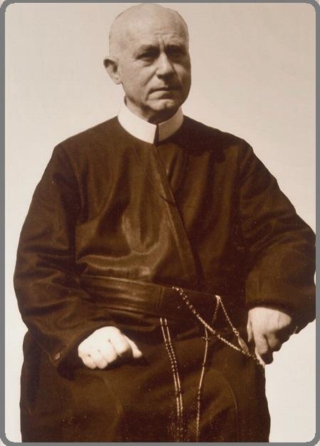 Il redentorista P. Jozef De Vocht, C.Ss.R. 1881-1956 – Belgio, della Provincia Flandrica in Belgio.