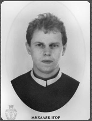 Il redentorista P. Ihor Mychaliak – Ucraina, della Provincia di Lviv, morto in Spagna a 35 anni.