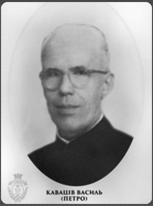 Il redentorista Fratello Vasyl Kawaciw, C.Ss.R. 1900-1970 – Ucraina, della Vice Provincia Ruteniense in Canada. Fu in vari monasteri in Ucraina, Austria e dal 1948 in Canada.