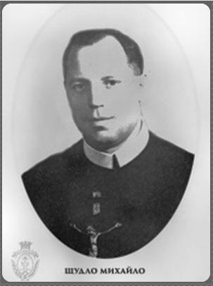 Il redentorista P. Michael Schudlo, C.Ss.R. 1915-1987 – Ucraina, della Vice Provincia Ruteniense in Canada.