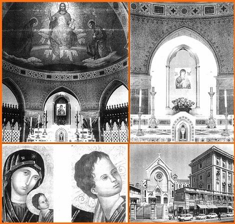 Questo numero 113 presenta in sei pagine, testo e foto, il restauro dell'icona del Perpetuo Soccorso e del presbiterio della chiesa di S. Alfonso in Via Merulana, Roma.