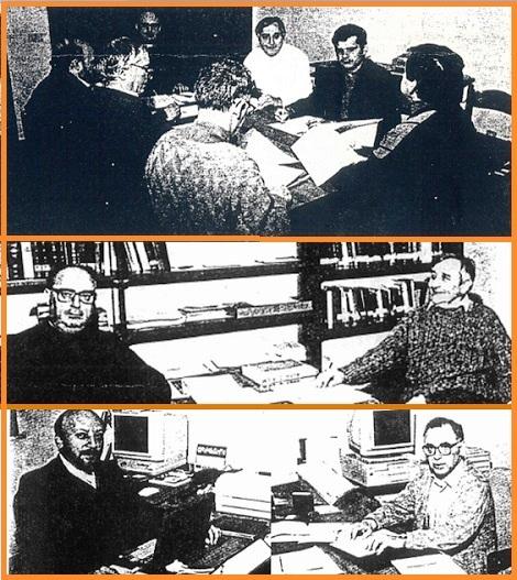 Questo numero 116 presenta in quattro pagine con testi e foto L'Istituto Storico redentorista: la sua nascita, la sua sede, il suo lavoro, le sue pubblicazioni e i membri che attualmente lo compongono.