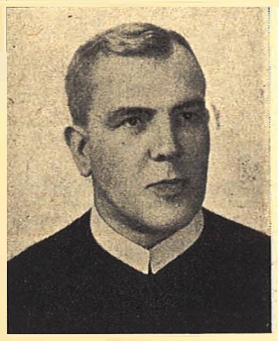 Il redentorista P. Ludwik Frąś, C.Ss.R. 1901-1953 - Polonia, (Provincia di Varsavia). Morì mentre era Provinciale al suo terzo mandato: ebbe funerali imponenti. Di ingegno e di pietà non comune, fu studioso di storia apprezzato per le sue pubblicazioni. Pubblicò anche opuscoli ascetici per le devozioni redentorista. Quando vide prossima la fine, chiese di essere dimesso dall'ospedale per morire nella sua comunità di Cracovia.