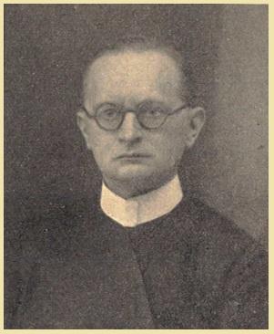 Il redentorista P. Rudolph Springer, C.Ss.R. 1884-1953 – Austria (Provincia di Vienna).