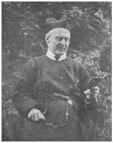 Il redentorista P. Cyril Ryder, C.Ss.R. 1844-1931 - Regno Unito, Provincia di Londra. Religioso di profonda spiritualità, ebbe la stima di confratelli e superiori. Morì a Londra a 87 anni.