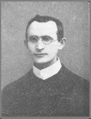 Il redentorista P. Joann Schmied, C.Ss.R. 1886-1931 - Moravia della Provincia di Praga. Una vita semplice e fedele: fece bene tutto quello che fece. In particolare l'educazione dei ragazzi e l'assistenza agli ammalati. Morì a 45 anni, pienamente uniformato alla Volontà di Dio.