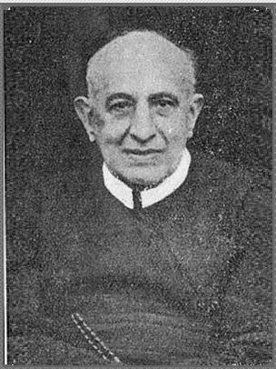 """Il redentorista P. Edouard Meersmans, C.Ss.R. 1865-1932  Belgio, Provincia Flandrica. Era chiamato il """"Padre Maestro"""", perché dedicato per diversi anni alla formazione dei novizi. Morì di broncopolmonite poco prima di compiere 50 anni di vita religiosa."""
