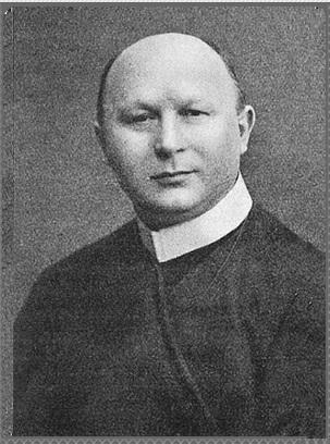 Il redentorista P. Franciscus Mezírka, C.Ss.R. 1881-1931  Boemia, Provincia di Praga.