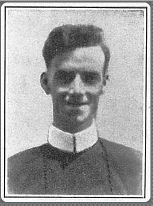 Il redentorista P. Thomas B. Lonergan, C.Ss.R. 1903-1931  Canada, Provincia di Toronto.