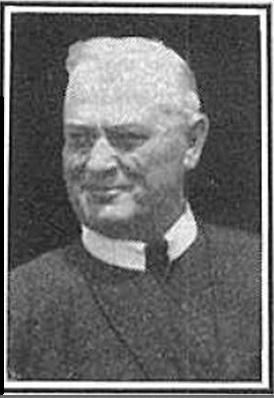 Il redentorista P. Edward A. Scully, C.Ss.R. 1870-1931  Canada, Vice Provincia di Toronto.