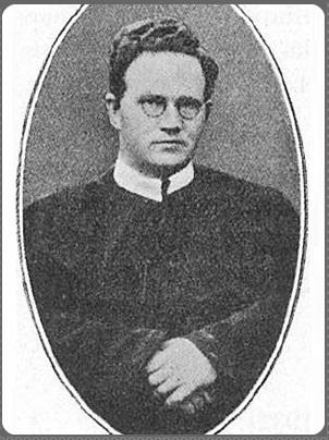 Il redentorista P. Patrick Carroll, C.Ss.R. 1889-1932 Irlanda, Provincia di Dublino.
