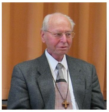 Il redentorista P. Andreas (André) Janssen, C.Ss.R. 1936-2015 – Paesi Bassi –(Provincia di Amsterdam, poi S. Clemente). Per 28 anni rettore delle Piccole Sorelle di San Giuseppe.
