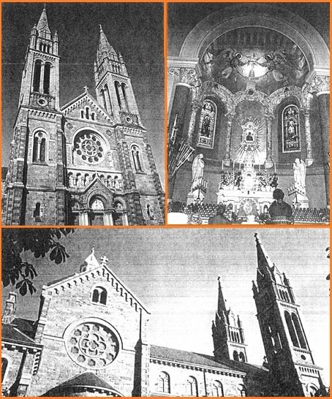 """Questo numero 121 presenta in quattro pagine con testi e foto i 125 anni della """"Chiesa della Missione"""" a Boston, USA."""