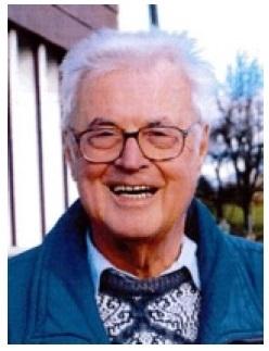 Il redentorista P. Joseph Fleury, C.Ss.R. 1926-2016 – Svizzera, provincia di Lione, poi di S. Clemente.