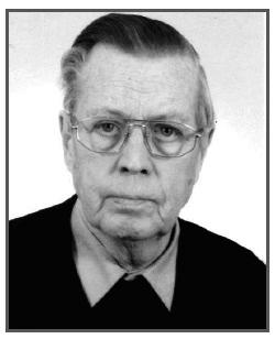 Il redentorista P. Karl Seitz, C.Ss.R. 1933-2015 – Germania, Provincia di Colonia, poi di S. Clemente.