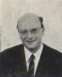 Il redentorista P. Wolfdieter Theurer, C.Ss.R. 1939-1973 Germania, della Provincia di Monaco.