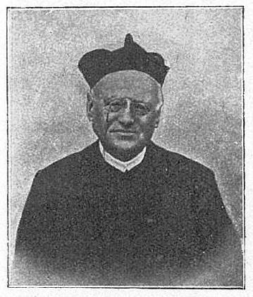"""Il redentorista P. Alphonse George, C.Ss.R. 1844-1932  Francia, Provincia di Lione, morto a Parigi a 88 anni. Stimato dal P. Desurmont, fu apostolo zelante nella stessa Parigi per circa 40 anni; qui portò l'afflato della predicazione alfonsiana. Fu Visitatore della Vice-Provincia del Pacifico. Sopportò con animo forte la soppressione del 1903 e la spoliazione dei conventi e delle chiese redentoriste. Morì a 88 anninel 1932 dicendo: """"Dal cielo amerò ancora di più la Congregazione, tanto amata in questa vita""""."""