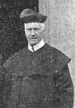 Il redentorista P. Timothy Power C.Ss.R. 1841-1933  Irlanda, allora Provincia di Amsterdam. Cresciuto con i redentoristi pionieri in Irlanda, fu paziente e tenace, come dimostrò nell'operazione chirurgica alla gamba, che per errore medico lo costrinse al supporto del bastone per 54 anni.