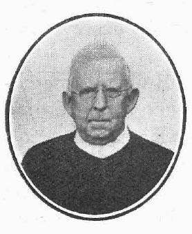 Il redentorista P. Henrique Brandouw C.Ss.R. 1860-1933  Paesi Bassi Provincia di Amsterdam. Contento della sua vocazione redentorista, si offrì missionario in Brasile. Un incidente lo costrinse all'inabilità; ma egli restò sempre disponibile per il ministero delle confessioni e della formazione dei giovani redentorista.