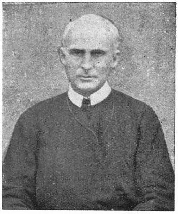 Il redentorista P. Jean Marie Chouvenc C.Ss.R. 1876-1932  Francia, della Provincia di Lione. Fu mandato nelle missioni del Pacifico, e fu missionario in Perù, dove si impegnò molto nella predicazione; comunicava anche nella lingua Quechua degli indios. Morì a 56 anni, mentre era Superiore di Huanta.