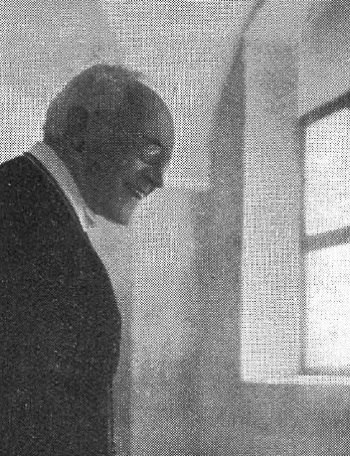 Il redentorista P. Franz Xaver Mair C.Ss.R. 1852-1933 Austria della Provincia di Vienna