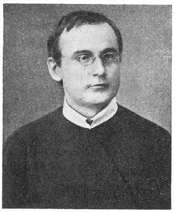 """Il redentorista P. Jules Vigneron C.Ss.R. 1858-1932  Francia, della Provincia di Lione. Zelante missionario, accorreva con disponibilità sempre dove c'era bisogno. Scrisse anche diversi articoli su periodici redentorista. J.V. le sue iniziali: lui le spiegava """"Je vai"""", """"Eccomi, vado!"""""""