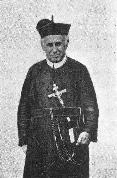 Il redentorista P. Serafino Michelini C.Ss.R. 1860-1934 Italia, della Provincia di Colonia. Nato in provincia di Ancona, conobbe i redentoristi a 52 anni mentre era parroco. Scelse di partire in missione per l'Argentina dove lavorò per 22 anni. Morì a Montevideo.