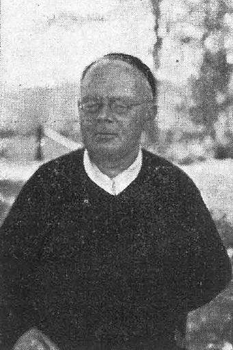 Il redentorista P. Alois Meier C.Ss.R. 1871-1935  Bavieram della Provincia di Monaco. Figlio di falegname, fu fecondo scrittore (Commentari della sua Provincia) e attento biografo del Servo di di Dio (oggi Beato) P. Gaspare Stanggassinger. Scrisse diversi articoli con lo pseudonimo di Bruder Alwin.