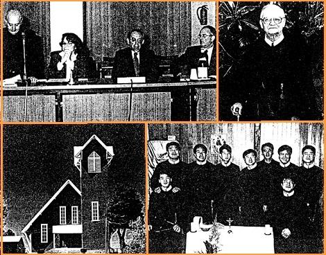 Questo numero 124 presenta in quattro pagine con testi e foto l'onorificenza per p. Antonio Dressino che salvò gli ebrei durante l'occupazione - P. Wenceslao Ignazio Pilarczyk, prigioniero in Dachau - Una notizia del Cile - I mezzi di comunicazione e l'evangelizzazione.