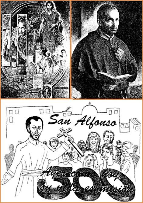 Questo numero 125 presenta in tre pagine con testi e foto Le iniziative in corso per il terzo centenario della nascita di S. Alfonso - Alcune cose che si stanno preparando e altre già in atto.