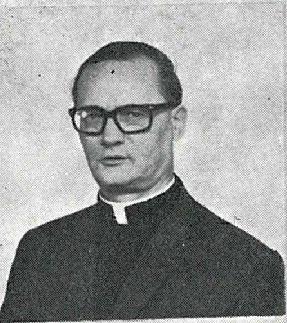Il redentorista P. Wacław Pilarczyk, C.Ss.R. 1909-1996 – Polonia, Provincia di Varsavia, poi Vice Provincia di Resistencia in Argentina, in una foto del 1973. Fu prigioniero per 2 anni nel campo di sterminio di Dachau e liberato dagli americani nel 1945.
