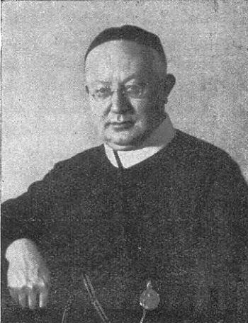 Il redentorista P. Theodor Kethers C.Ss.R. 1877-1931  Borussia, della Provincia di Colonia. Indefesso missionario, predicò numerose missioni, suscitando ammirazioni anche nel clero diocesano, che fu numeroso ai suoi funerali.