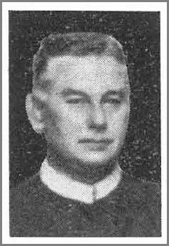 Il redentorista P. Josef Sandbothe C.Ss.R. 1877-1936  Borussia della Provincia di Colonia. Morto a Buenos Aires nella domenica in Albis del 1936.
