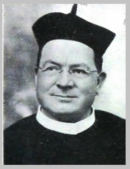Il redentorista P. Estevam (Stefan) Heigenhauser C.Ss.R. 1879-1937  Baviera della Provincia di Monaco, poi della Vice-Provincia di Sao Paulo.