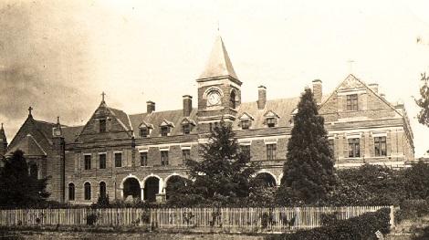 Nessuna foto disponibile del redentorista Fratello George McCann C.Ss.R. 1894-1936  Australia, della Vice-Provincia di Australia. La foto presenta il complesso redentorista di Ballarat, dove il Fratello finì la sua esistenza.