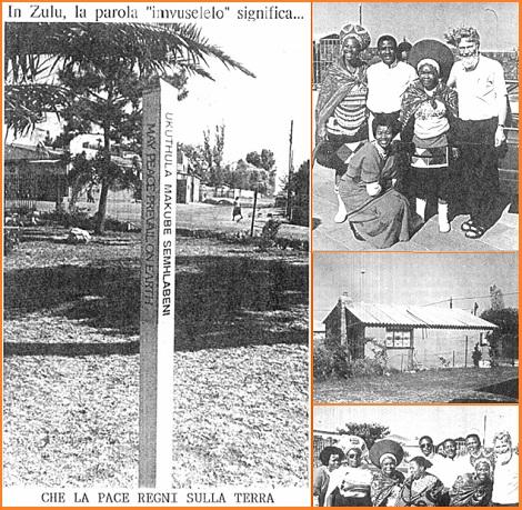 Questo numero 129 presenta in cinque pagine con testi e foto la missione redentorista fondata nel settembre 1995 in un quartiere di Soweto, nella periferia di Johannesburg, Sudafrica. E poi un servizio dall'Irlanda.