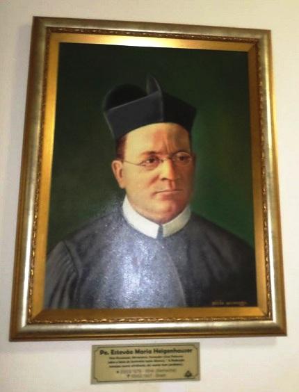 Il redentorista P. Estevam (Stefano) Heigenhauser C.Ss.R. 1879-1937  Baviera della Provincia di Monaco, poi della Vice-Provincia di Sao Paulo