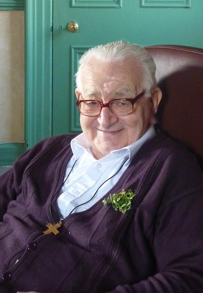 Il redentorista P. Denis Flannan Daffy, C.Ss.R. 1931-2015 – Irlanda, Provincia di Dublino. È stato a lungo missionario a Cebu nelle Filippine. È morto nella casa di Esker.