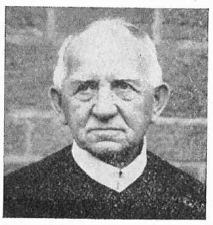 Il redentorista P. Peter Cornelius Ballmann C.Ss.R. 1852-1937  Borussia, della Provincia di Colonia. Di salute non ferma, fu assegnato alla formazione dei giovani redentoristi in diverse case, anche in Lussemburgo e Treviri, dove fu rettore durante la prima Guerra mondiale. Morì a 85 anni lasciando pia memoria di sé.