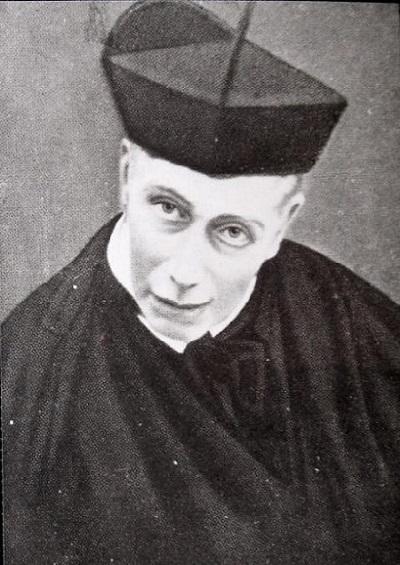 Il redentorista P. Vittorio Lojodice, della Provincia di Napoli, anzi di tutta la Congregazione.
