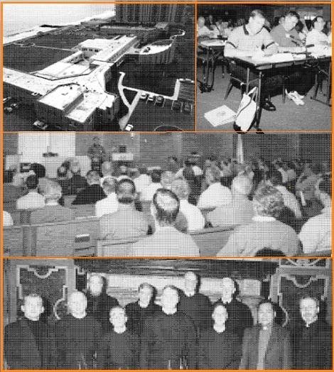 Questo numero 130 presenta in sei pagine con testi e foto lo svolgimento del XXII Capitolo Generale a West End, Long Branch, New Jersey (USA) da 25 agosto al 24 settembre 1997.