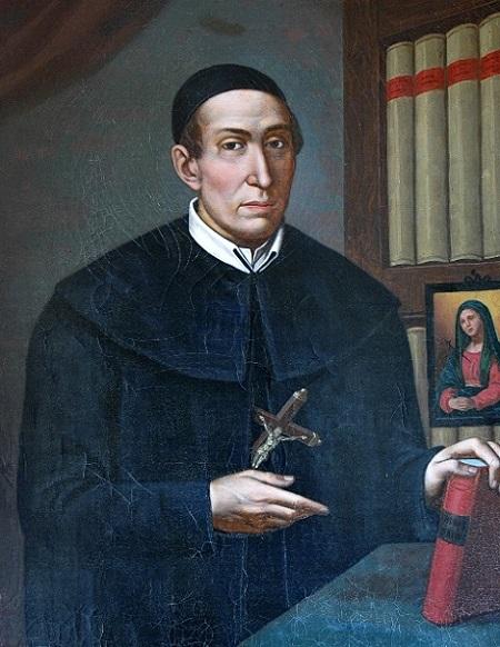 Il redentorista P. Giancamillo Ripoli 1780-1850 Italia della Provincia Regno di Napoli. Fu Rettore Maggiore = 1832-1850.