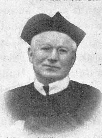 Il redentorista P. Cornelius Hunt, 1865-1938, Irlanda, della Provincia di Londra.