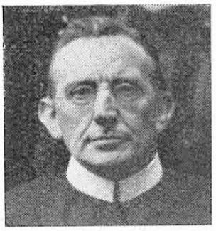 Il redentorista P. Ferdinand Smits ,1869-1939, Paesi Bassi della Provincia di Amsterdam.