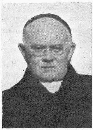 Il redentorista P. Johann Ev. Polifka, 1863-1939  Austria della Provincia di Vienna. Religioso zelante e missionario infaticabile.