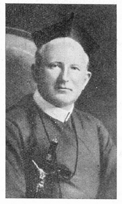 Il redentorista P. James Collier, 1872-1939 - Irlanda della Provincia di Londra. Primo di 9 figli, ha avuto un fratello vescovo e un altro fratello missionario tra gli Oblati di Maria Immacolata.