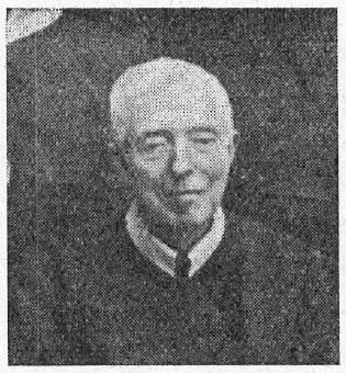 Il redentorista P. John Bullen C.Ss.R. 1877-1943  Regno Unito della Provincia di Londra.